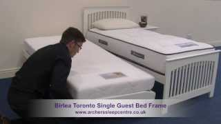 Birlea Toronto Single Guest Bed Frame