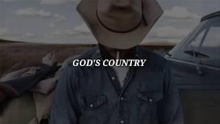 Blake Shelton - God's Country (Traducción al español) Video