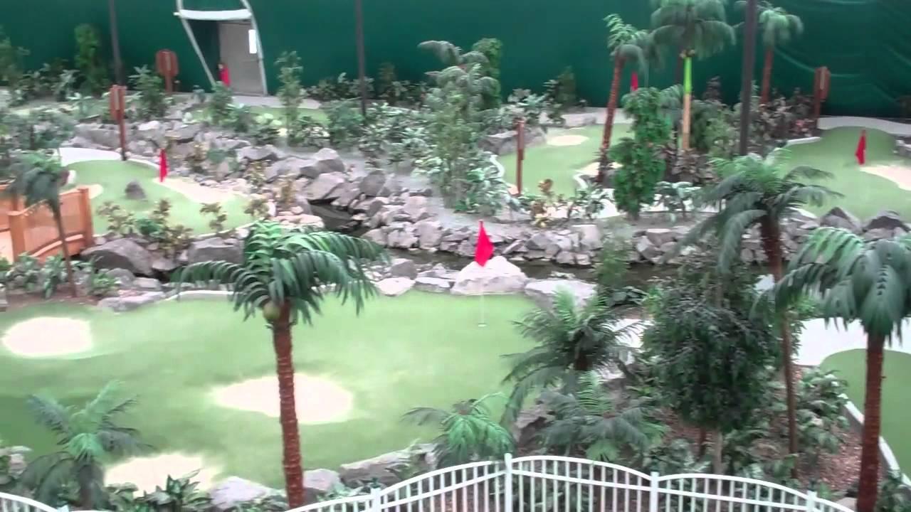 Paddock Chevrolet Golf Dome - YouTube
