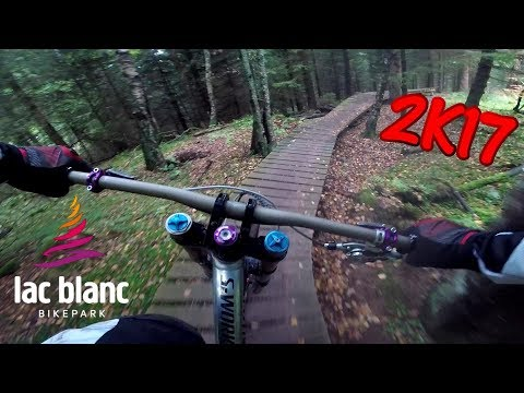 Big Ride In bike park#2 /White Lake Closing/back flip/road gap/crash/