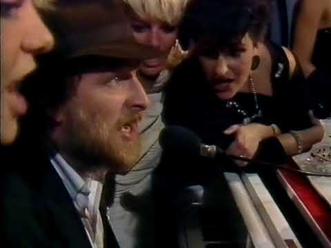"""Chas and Dave with  Roy Wood - """"Whole Lotta Shakin' Going On"""" / """"Sideboard Song"""""""
