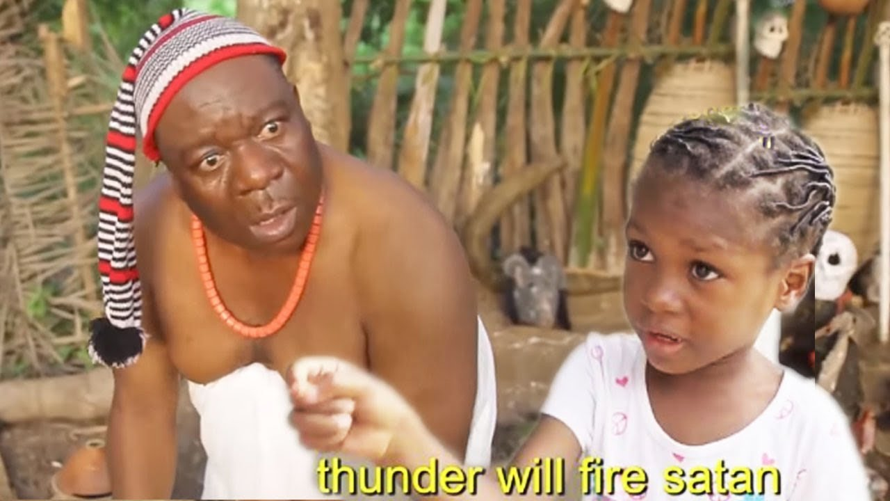 Aunty Success And Father Ibu 2 - Mr Ibu Latest 2019 New Nigerian Comedy Movie Full HD