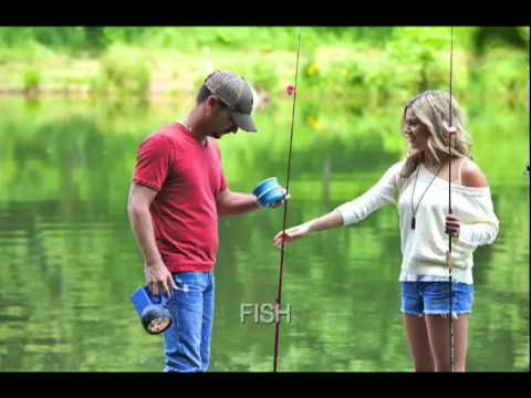 Craig Campbell - Fish (Lyric Video)