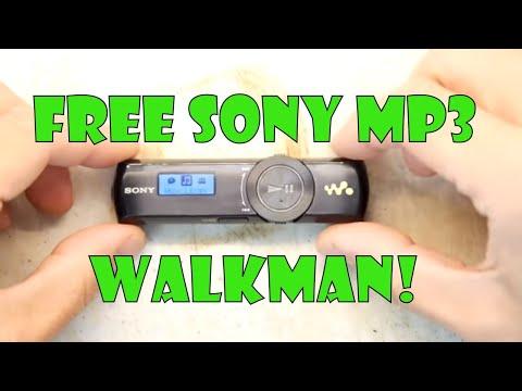 Sony NWZ B173 MP3 Player Walkman