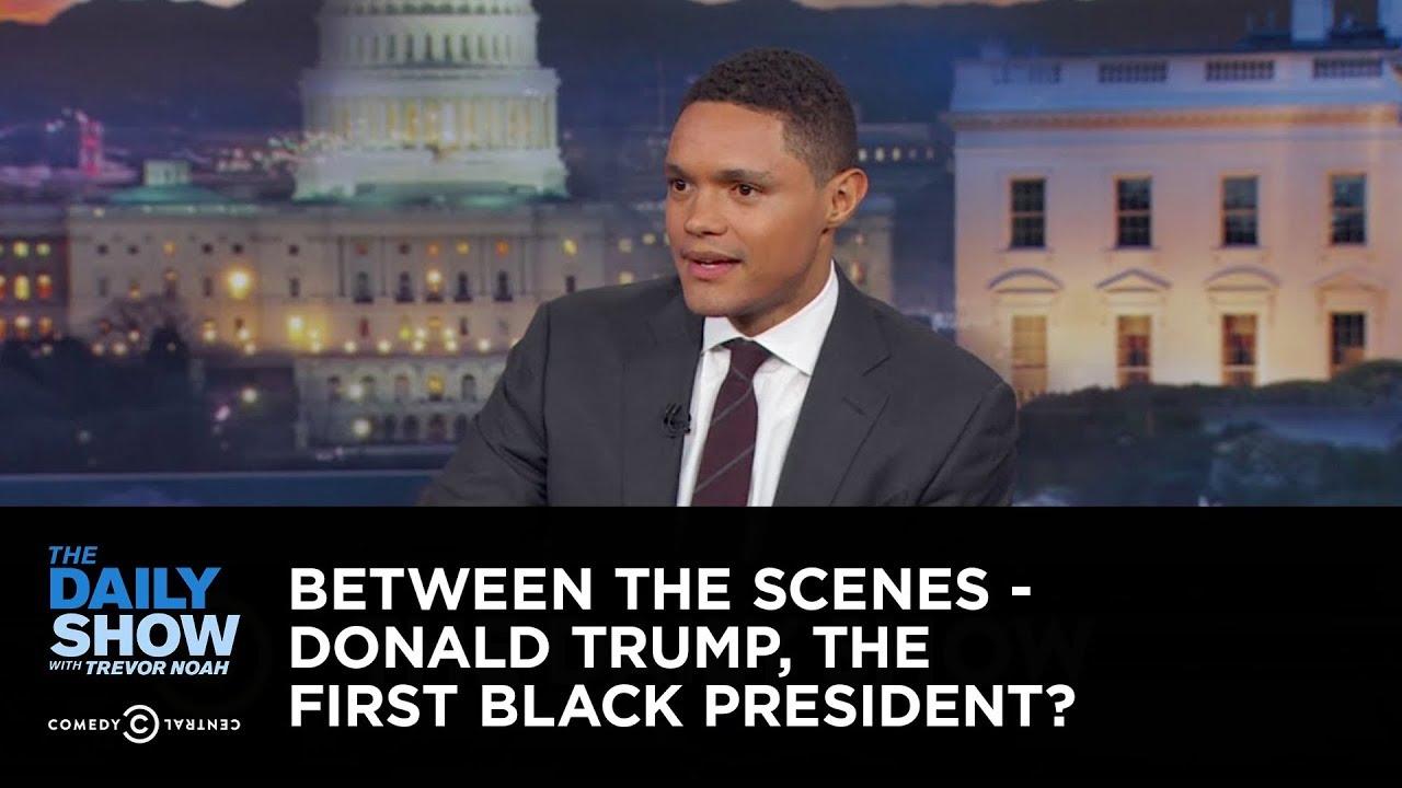 first black president