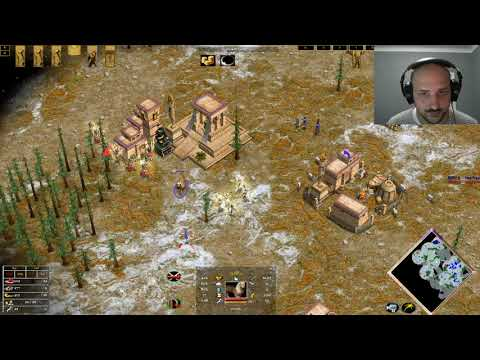 Ranked 1v1: Isis Vs Loki - Age Of Mythology: The Titans