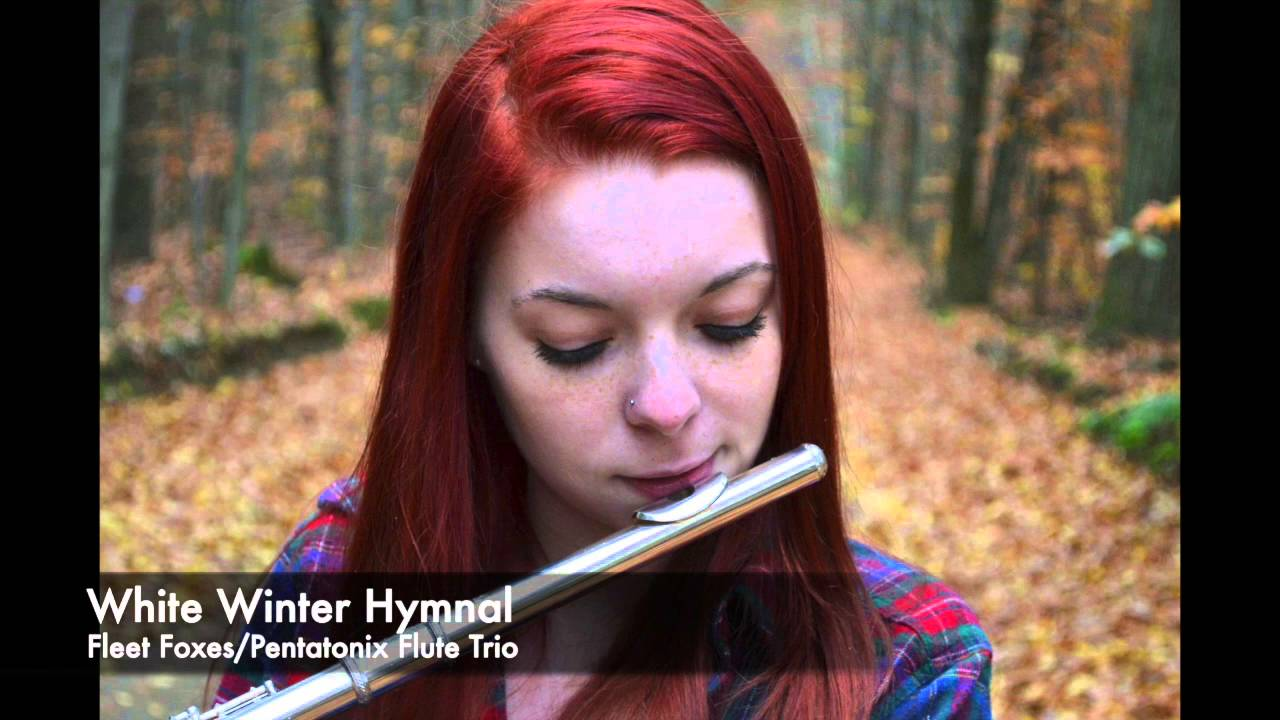 white winter hymnal fleet foxes flute trio youtube. Black Bedroom Furniture Sets. Home Design Ideas