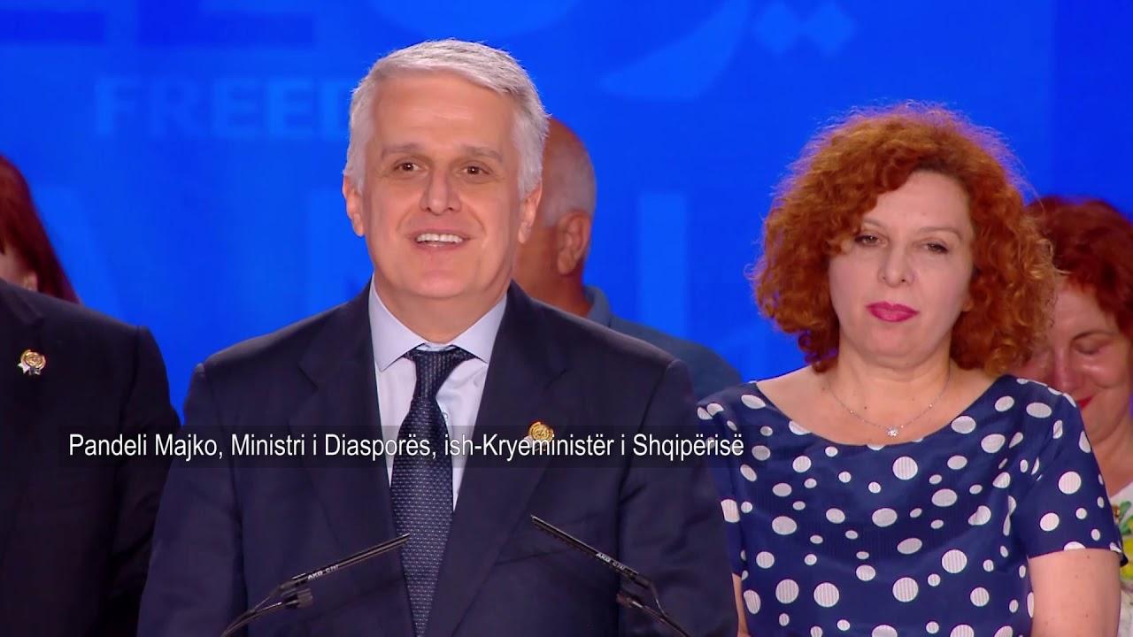 Tubim për Iranin e Lirë 2019 në Kampin Ashraf 3 Shqipëri