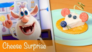 Booba - Food Puzzle: Cheese Surprise - Episode 6 - Cartoon for kids