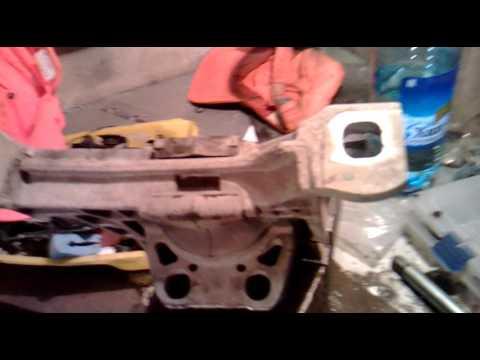 #фордфокус2 #форд Замена правой опоры (подушки) двигателя форд фокус 2