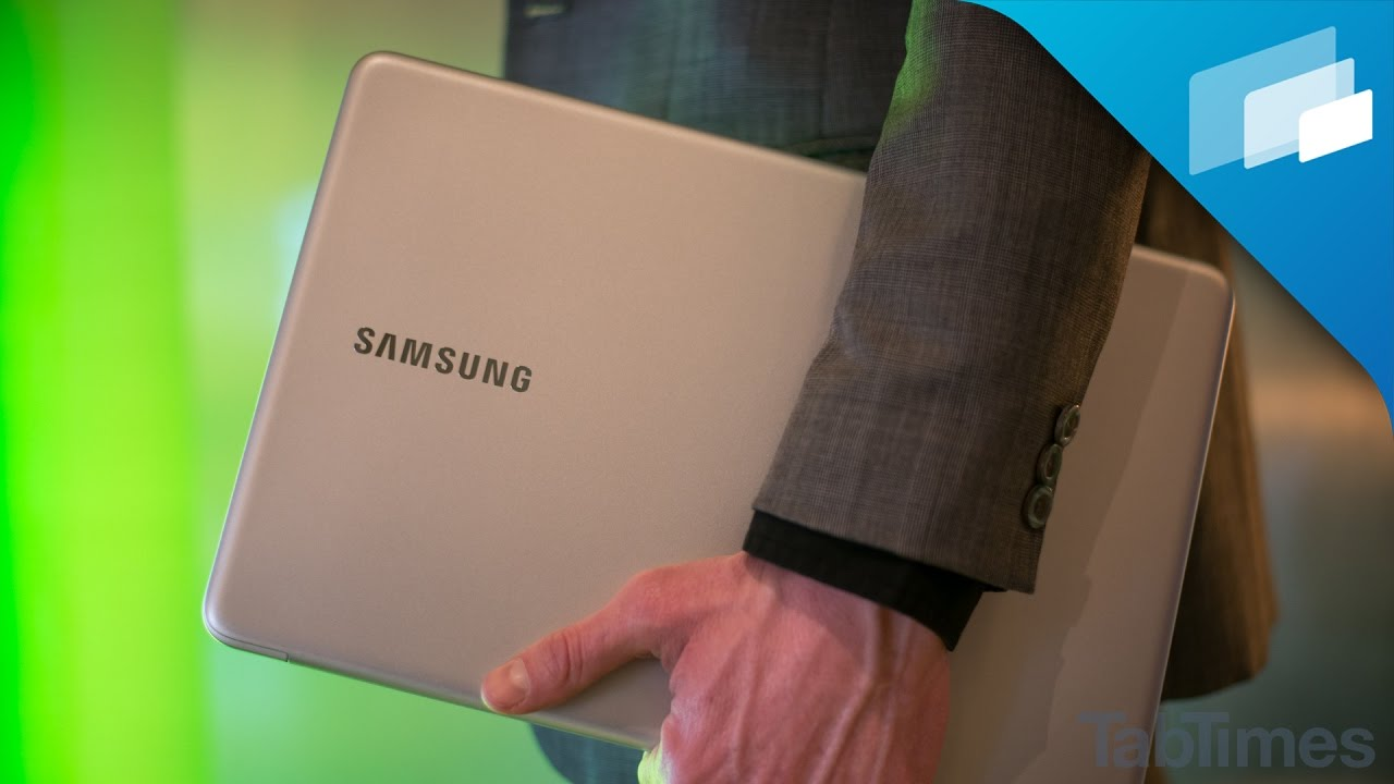Notebook samsung 9 - Samsung Notebook 9 Hands On At Ces 2017
