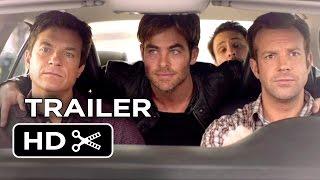 Horrible Bosses 2 Official Trailer #2 (2014) - Chris Pine, Jennifer Anniston Comedy HD