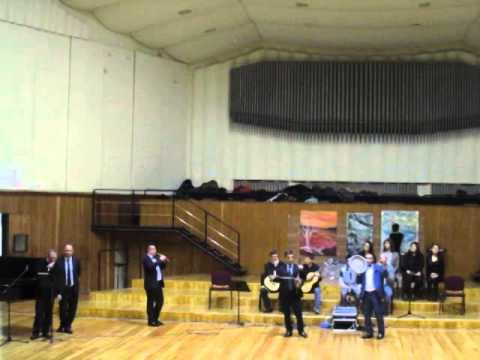 Performance 8 febbraio 2014 del Laboratorio d'Improvvisazione del Conservatorio di Milano