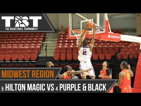 2017 Midwest Region Recap - #5 Hilton Magic vs #4 Purple & Black