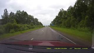 Проезд по дороге Р90 от Твери до Минского шоссе через Можайск