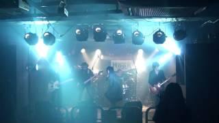 仙台のバンド、S≒WNDLEのライブ映像。 2016/1/24 Hook SENDAI 曲は氷室...