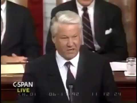 Как американский шпион Ельцин Россию продавал