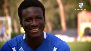 Abu Dinladi reflects on journey from Ghana to UCLA