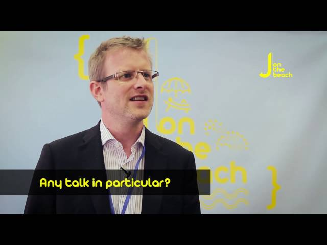 Kevin Crosbie from Ravenpack Interview - JOTB16