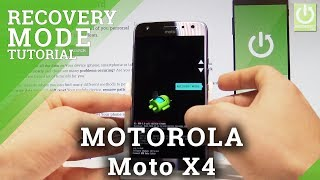 RECOVERY MODE MOTOROLA Moto X4 - Enter & Quit Android Recovery