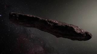 Астероид Омуамуа это внеземной космический корабль наблюдения