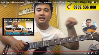Tiễn Bạn Lên Đường - Guitar Ballade căn bản