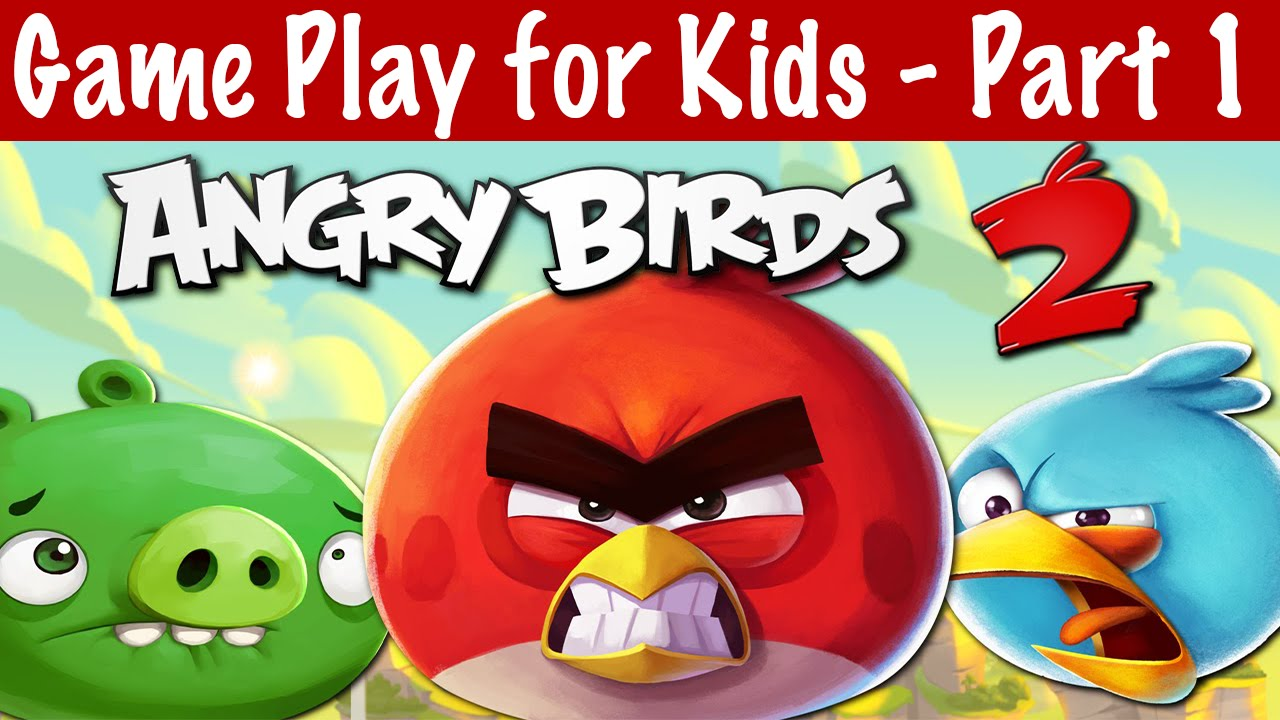 Angry birds 2 game play online for kids part 1 youtube angry birds 2 game play online for kids part 1 voltagebd
