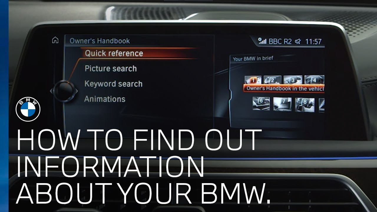 How do I find more information about my BMW? (Pro Nav ) | BMW UK