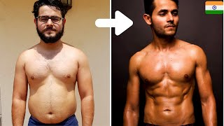 EPIC 6 MONTH NATЏRAL BODY TRANSFORMATION   Fat to Fit!