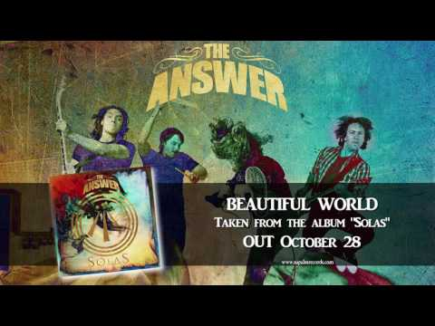 THE ANSWER - Beautiful World (Official Audio) | Napalm Records