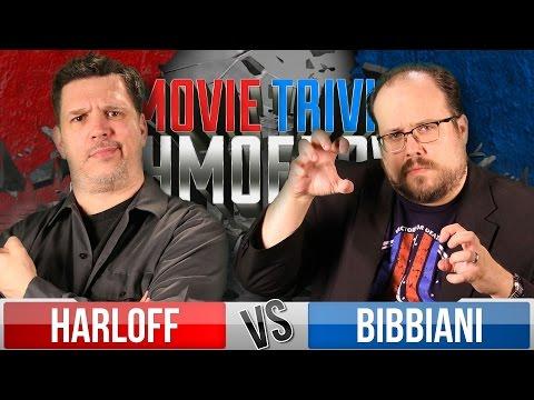 Harloff VS Bibbiani & Andreyko VS. Humphrey - Movie Trivia Schmoedown