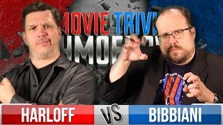 Harloff VS Bibbiani & Andreyko VS. Humphrey - Movie Trivia Schmoedown