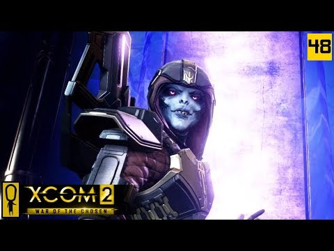 THE HUNTER STRONGHOLD - PART 48 - XCOM 2...