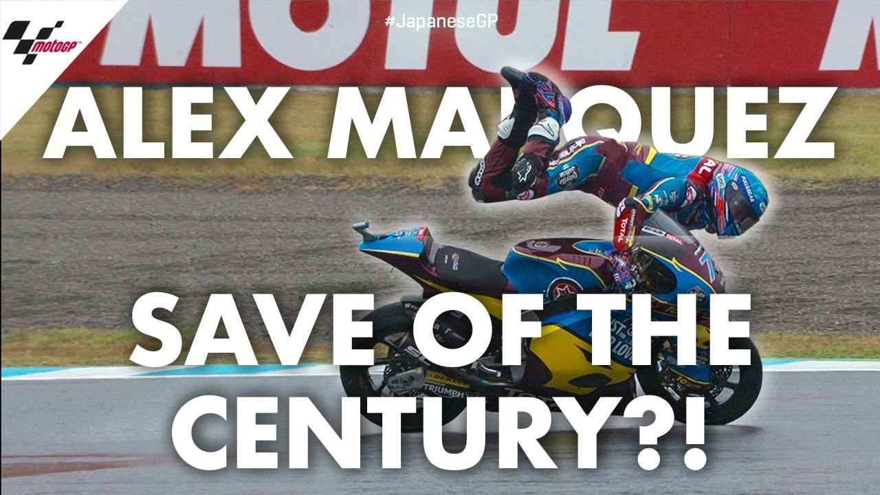 Download Save of the century? Alex Marquez 2019 #JapaneseGP save!