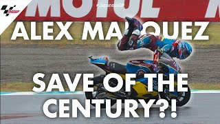 Save of the century? Alex Marquez 2019 #JapaneseGP save!