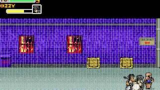 Ryuko No Ken Nekketsu arcade mode AoF Story playthrough part 1