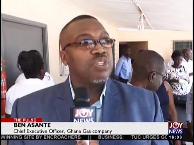 Ghana Gas Company's donation - The Pulse on JoyNews (18-10-18)