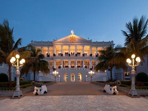 The Enchanting Taj Falaknuma Palace, Hyderabad