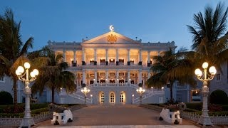 The Enchanting Taj Falaknuma Palace, Hyderabad