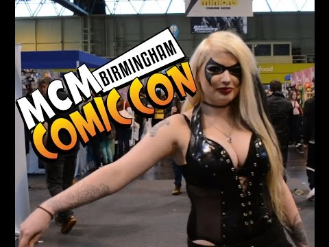 MCM Comic Con Birmingham UK 2015 - Cosplay Adventure 2! March 21st (コスプレ)