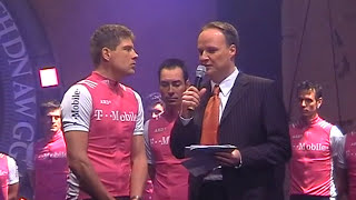 Jan Ullrich - T-Mobile Team Presentation 2004