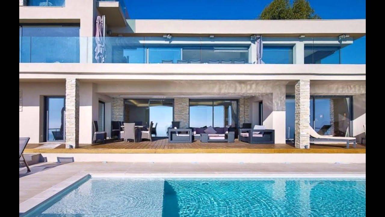 Best Kitchen Gallery: Modern Luxury Villa Architecture Design Building Residential Plans of Luxury Home Designers Architects  on rachelxblog.com