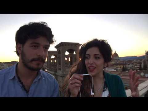 Aperitivo sulla terrazza del Plaza Hotel Lucchesi a Firenze! - YouTube