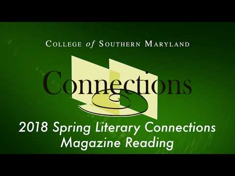 2018 Spring Connections Literary Magazine Reading