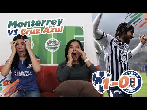 ¡ASÍ NO SE PUEDE! Reacción al RAYADOS vs CRUZ AZUL de semifinales (1-0) | Dúo Dinámico