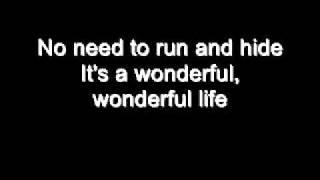 Black - Wonderful Life + Lyrics