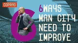 6 Ways Man City Can Get Back On Top