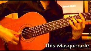 This Masquerade / マスカレード