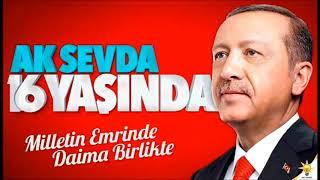 ak parti seçim şarkısı evet ile güçlü türkiye