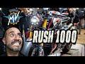 Mv Agusta Rush 1000 #fullgass